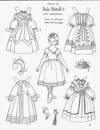 Small Picture 231 best paper dolls images on Pinterest Paper Vintage paper