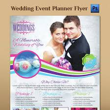 Flyer Samples For An Event Best Event Planner Flyer Metalrus