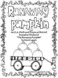10 19 2012 the runaway pumpkin by kevin lewis first grade wow also little old lady who wasn t afraid retell book