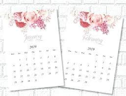 Desk Calendar Printable Vistaprint Desk Calendar Sitehoarding Co