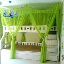 Twin Bunk Bed Tent Loft Bed Tent Only Loft Bed Tent Only Cottage ...