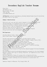 Wonderful French Teacher Resume Pictures Inspiration Resume