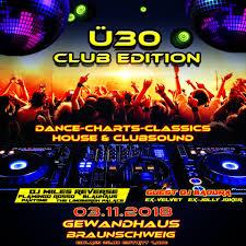 Samstag 03112018 ü30 Club Edition Gewandhaus