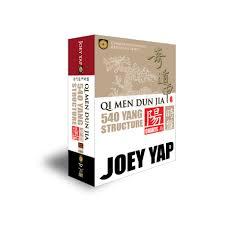 Qi Men Dun Jia 540 Yang Structure Charts Qmdj Book 3 By Joey Yap Infinity Feng Shui Ifs Scs