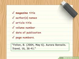 how to cite sources sample citations wikihow image titled cite sources step 4