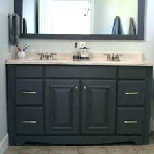 dark gray bathroom cabinets adorable best tips painting vanity home ideas in paint for references decor bathroom vanity