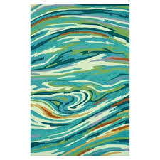 turquoise and orange area rug amazing with white swirls home decors collection for