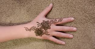 Small Picture 10 Mehndi designs for Kids