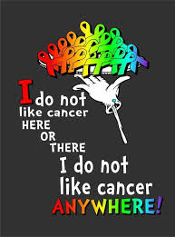 I Hate Cancer Quotes Classy Everything There Is To Know About Lung Cancer I Do Not Like It