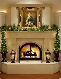921 best Christmas Mantels images on Pinterest | Christmas mantles ...
