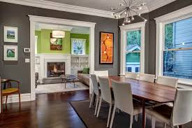 paint ideas for rooms with dark trim. dark grey paint with white trim ideas for rooms
