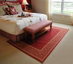 red rugs for bedroom