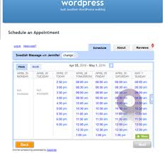 Appointment Calander Wordpress Appointment Booking And Online Scheduling Plugin By