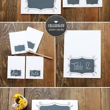Place Card Design 8 Free Wedding Place Card Templates