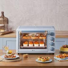 Lò nướng Bear gia dụng điện mini đa chức năng Làm bánh tự động 35L Dung  tích lớn để bàn