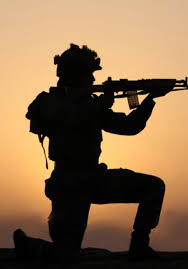 1668x2388 Indian Army Soldier With Gun ...
