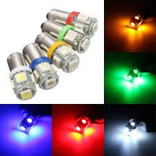 Ba9s Led Light Bulb Pin On Car Lights