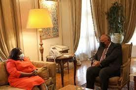 بهدف تعزيز العلاقات الثنائية.. وزيرة خارجية جنوب السودان تزور مصر