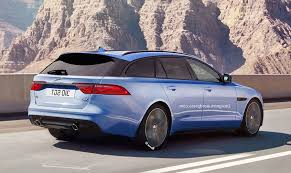 2018 jaguar wagon. delighful 2018 2018 jaguar xf sportbrake 3 rear view  taillights inside jaguar wagon e