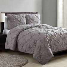 Buy Modern Grey Twin Quilts from Bed Bath & Beyond & VCNY Jackie Twin Quilt Set in Grey Adamdwight.com