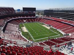Levis Stadium View From Section 401 Vivid Seats