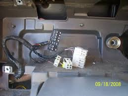 d21 tach nissan forum nissan forums the other small 4 wire connector is for the tac however the tac never worked everything else worked signals hazzards hi beams brake fuel