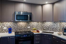 Backsplash For Dark Cabinets Kitchen Contemporary Kitchen Backsplash Ideas With Dark Cabinets