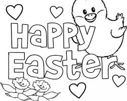 Small Picture 125 Happy Easter Printable Coloring Pages and Coloring Eggs For