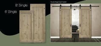 8 foot barn door knotty alder barn door series 6 8 foot doors 8 feet tall