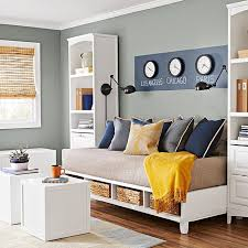 modern twin bed. Interior: How To Make A Bed Look Like Couch Amazing Creative With Corner Beds The Modern Twin