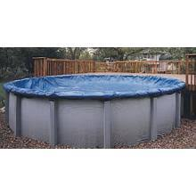 36 Foot above ground swimming pool winter cover