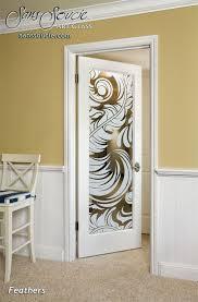 glass doors interior door glass design