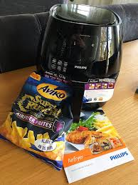 Philips xl airfryer, review avance collection HD9240/90
