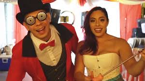 circus costumes and birthday party diy