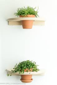 Wall Planters Ikea Ikea Frosta Hack From Stool To Diy Planter Shelf O Grillo Designs