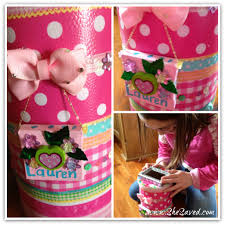 How To Decorate A Valentine Box DIY Valentine Box Craft Upcycled Oatmeal Container SheSaved 39