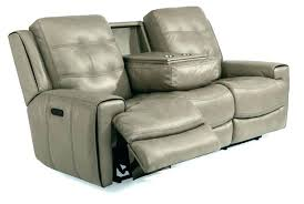 best reclining sofa acieona with drop down table leather and loveseat slipcover pattern