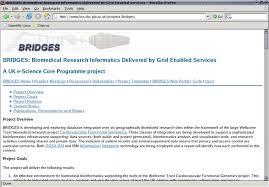 front page for computer project bridges website front page download scientific diagram