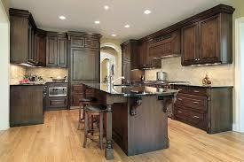 dark oak kitchen cabinets. Top Dark Oak Kitchen Cabinets Classic Design Solid Cabinet Ideas Laminate Floor G