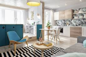 decorating ideas for small apartments. Exellent Decorating Astonishing Design Of The Small Apartment With White Wall And  Floor Ideas Added Decorating For Apartments O