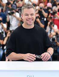 Matt Damon Says His Daughter Only ...