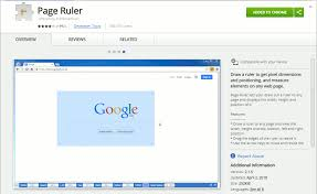 Measure Web Page Images Text And Other Objects With A Screen Ruler