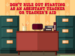 Nursery Teacher How To Become A Nursery Teacher With Pictures Wikihow