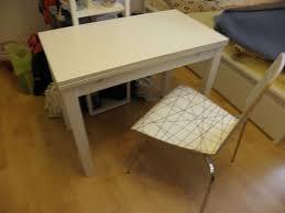 Ikea Tisch Bjursta Weiss Ausziehbar Ikea Stuhl Vilmar Ebay