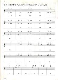 Percussion Note Chart Instrument Fingering Charts Guy B Brown Music