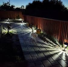 best solar garden lights. Brightest Solar Garden Lights For The Backyard Best L