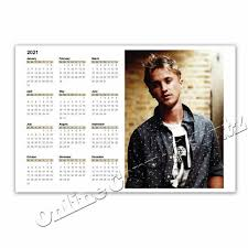 Harry potter star tom felton has recalled the first film was a 'family affair' for him, sharing his grandfather made an appearance in the philosopher's stone. Tom Felton Alias Draco Malfoy From Harry Potter Pocket Calendar 2021 Ebay