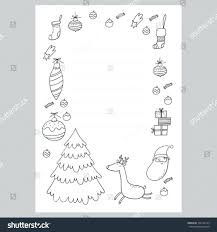 Christmas List Coloring Page Pages For Santa 5b433c594b46dd21555d507869f