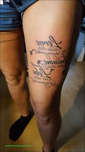 Tattoo Sprüche Familie Oberschenkel Gute Bilder