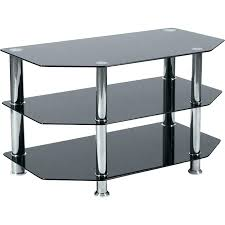 oak tv stands for 55 inch tv black glass stand oak and inch
